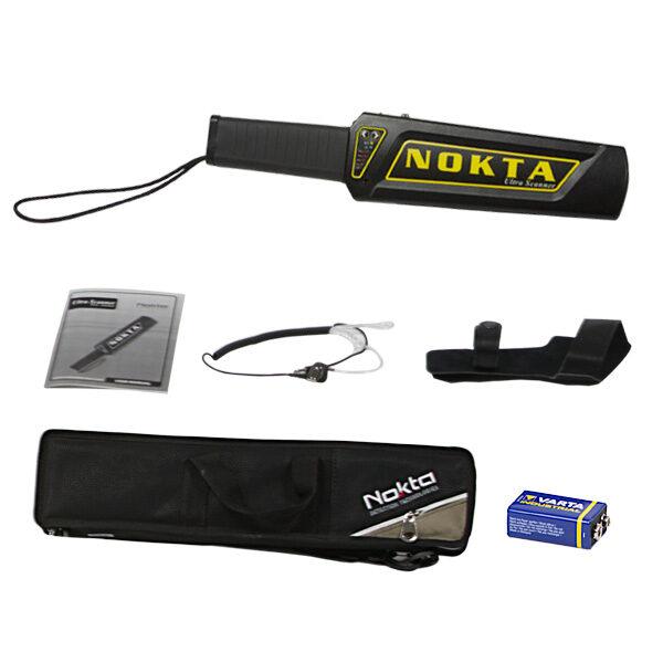 Ultra Scanner Pro Package - Paletas detector de metales