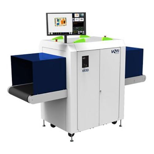 XR3D-60 - Escáner de Rayos X