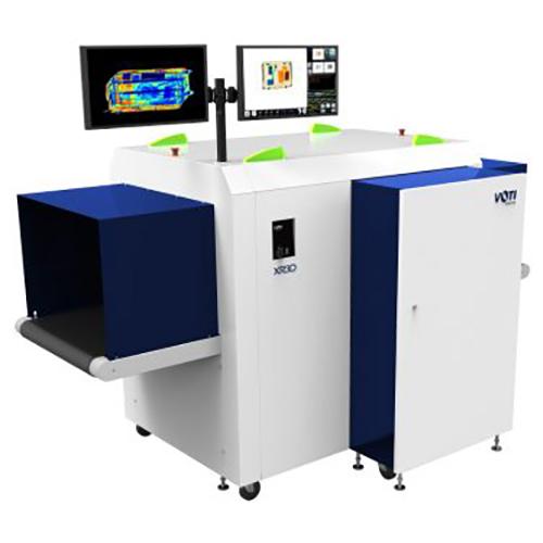 XR3D-7D Escáner de Rayos X