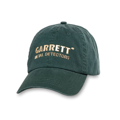 Gorra verde - Garrett