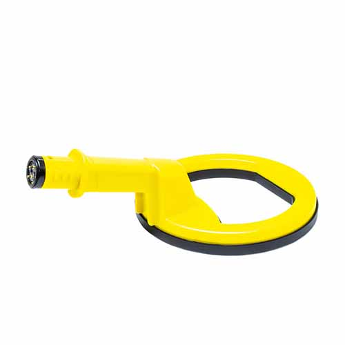 Plato detección 14 cm amarillo - PulseDive